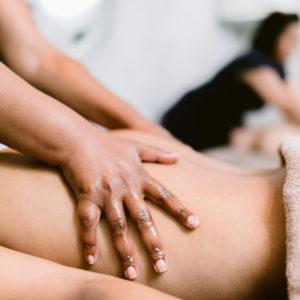45min Deep Tissue Back & Neck Massage